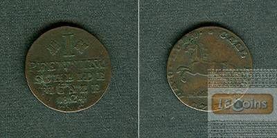 Braunschweig 1 Pfenning 1824  ss+