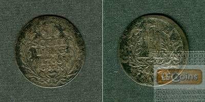 Hamburg 1 Schilling 1763  ss-