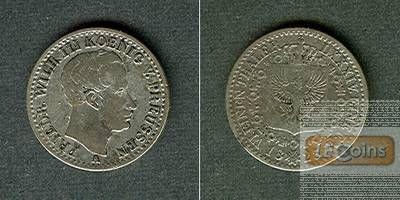 Preussen 1/6 Taler 1823 A  ss-