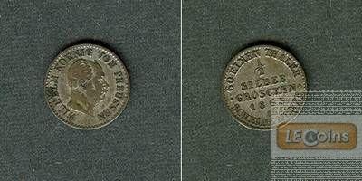 Preussen 1/2 Silber Groschen 1863 A  f.ss/ss+