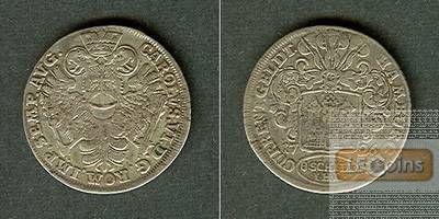 Hamburg 8 Schillinge 1726 IHL  ss