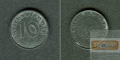 Deutschland 10 Pfennig 1947 A  vz-