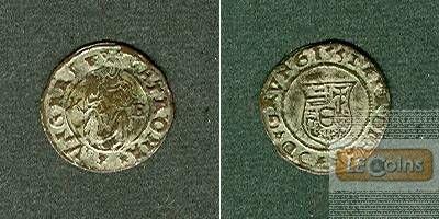 Ungarn Denar 1551 K-B Ferdinand I.  vz-/vz