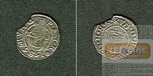 Ungarn Denar 1585 K-B Rudolf II. ss