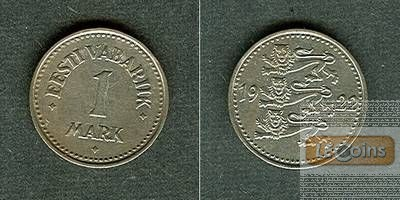 ESTLAND 1 Mark 1922  vz-