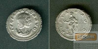 JULIA MAESA  Antoninian  ss+  selten!  [218-222]