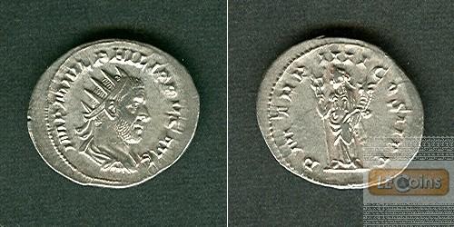 Marcus Julius PHILIPPUS I. Arabs  Antoninian  dated  f.vz  [247]