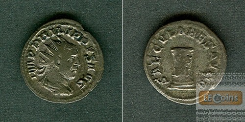 Marcus Julius PHILIPPUS I. Arabs  Antoninian  Jubiläum  ss-  [248]