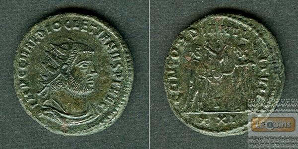 Caius Valerius DIOCLETIANUS  Antoninian  f.vz  [293-295]