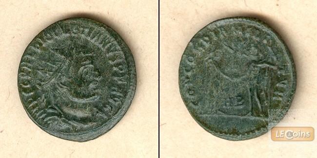 Caius Valerius DIOCLETIANUS  Antoninian  ss  [295-296]
