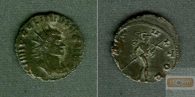 M. Aurelius CLAUDIUS II. GOTHICUS  Antoninian  ss-vz  [268-270]