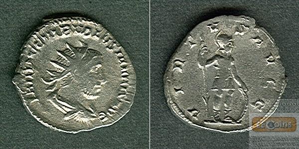 Caius Vibius Afinus VOLUSIANUS  Antoninian  ss+  [251-253]