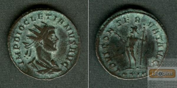 Caius Valerius DIOCLETIANUS  Antoninian  ss-vz  [285]