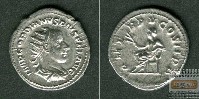 Marcus Antonius GORDIANUS III. Pius  Antoninian  vz  [241-243]