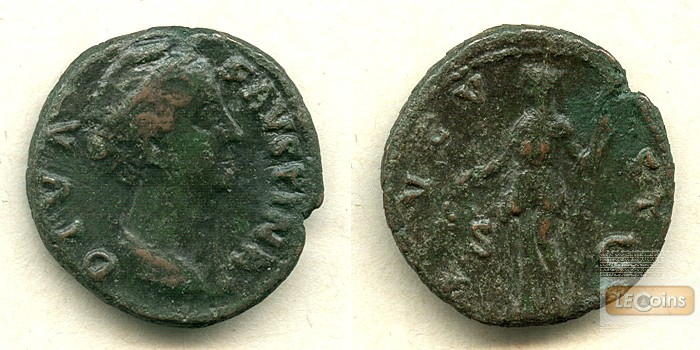 Annia Galeria FAUSTINA MATER  As  ss  [141-161]