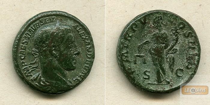 Marcus Aurelius SEVERUS ALEXANDER  As  ss+  [226]