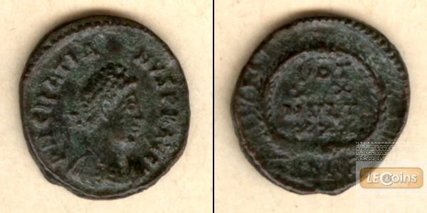 Flavius GRATIANUS  Kleinbronze  selten  ss-vz  [378-383]