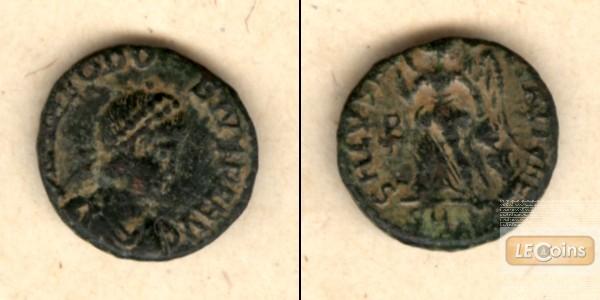 Flavius THEODOSIUS I. (Magnus)  AE4 Minibronze  ss  [388-395]