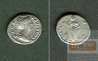 Annia Galeria FAUSTINA MATER  Denar  selten  ss  [141-161]