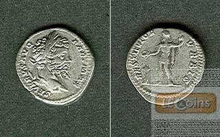 Lucius SEPTIMIUS SEVERUS  Denar  ss-vz  [200-201]