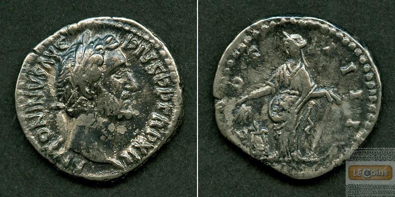ANTONINUS PIUS  Denar  ss-vz  [148-149]