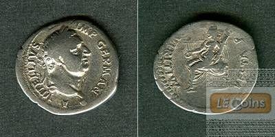 Aulus VITELLIUS Denar  sehr selten  [69]