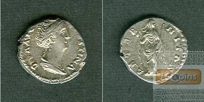 Annia Galeria FAUSTINA MATER  Denar  f.vz  [141-161]