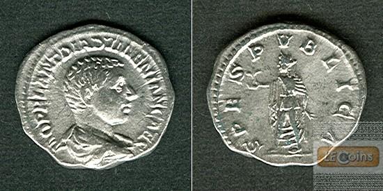 Marcus Opelius Antoninus DIADUMENIANUS  Denar  vz-  selten  [217-218]