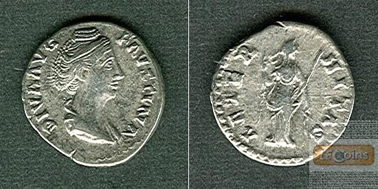 Annia Galeria FAUSTINA MATER  Denar  ss+/ss  [141-161]