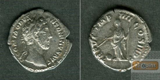 Lucius Aelius Aurelius COMMODUS  Denar  ss+  [181]