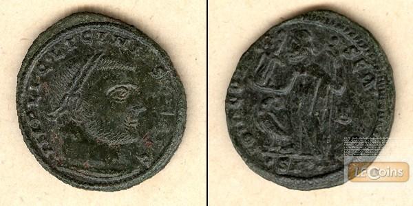 Valerius Licinianus LICINIUS I.  Follis  sehr selten  ss-vz  [315-316]