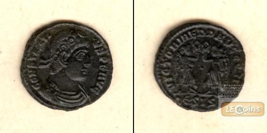 Flavius Julius CONSTANTIUS II.  Follis  vz-  [340-348]