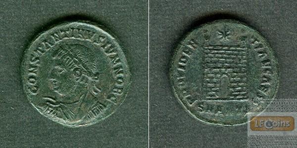 Flavius Claudius Julius CONSTANTINUS II.  Follis  vz  selten!  [325-326]