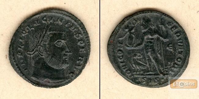 Valerius Licinianus LICINIUS I.  Follis  selten  vz  [315-316]