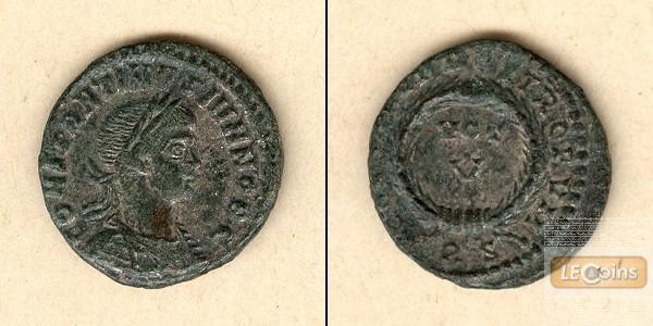 Flavius Claudius Julius CONSTANTINUS II.  Follis  f.vz  [321]