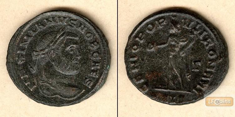 Caius GALERIUS Valerius Maximianus  Groß-Follis  ss-vz  [295]