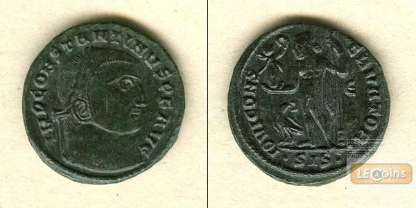 Flavius Valerius CONSTANTINUS I. (der Große)  Follis  vz/f.vz  selten!  [315-316]