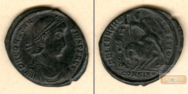 Flavius Julius CONSTANTIUS II.  Maiorina  ss+/ss  [348-351]