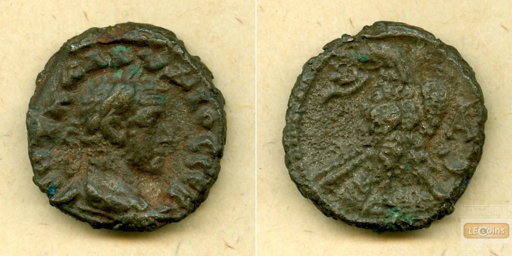 M. Aurelius CLAUDIUS II. GOTHICUS  Provinz Tetradrachme  ss-vz  [268]