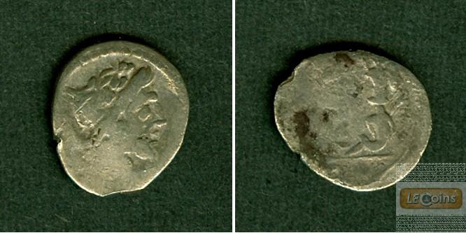 RÖMISCHE REPUBLIK  Silber Quinar  f.ss/s  [98 v.Chr.]