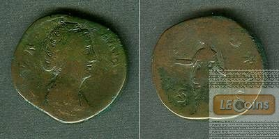 Annia Galeria FAUSTINA MATER  Sesterz  [141-161]