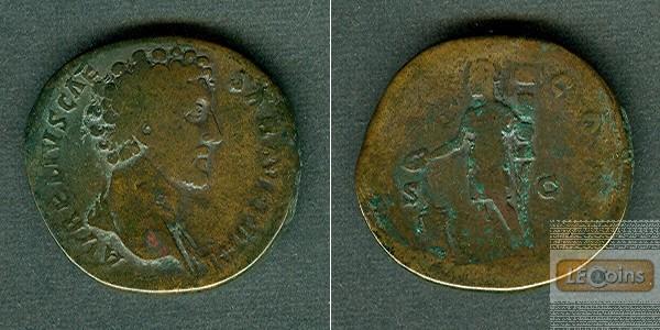 MARCUS AURELIUS Antoninus  Sesterz  selten  [151-152]