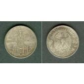 DEUTSCHES REICH 2 Reichsmark 1934 E (J.355)  vz-