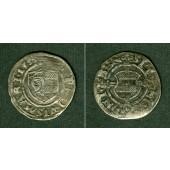 Mecklenburg Stadt Wismar Sechsling 1555  ss+  selten