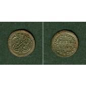 Regensburg 1 Pfennig 1767 R  vz-st