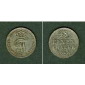 Mecklenburg Schwerin 1/48 Taler 1848  ss-vz