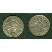 Mecklenburg Stadt Rostock Schilling 1687  f.ss