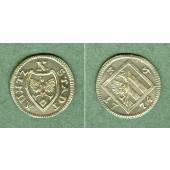 Nürnberg 4 Pfennig 1774  f.st  selten