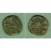 Hildesheim 4 Pfennige 1753  ss+