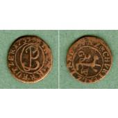 Pfalz (Kurlinie) 1 Kreuzer 1720-29 GW  ss  selten